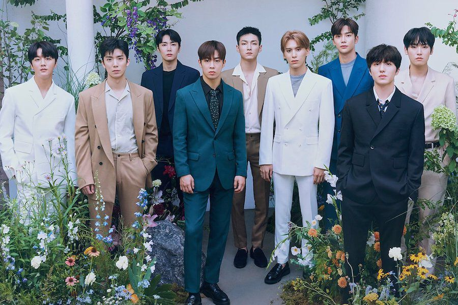 SF9 Renews Contracts With FNC Entertainment