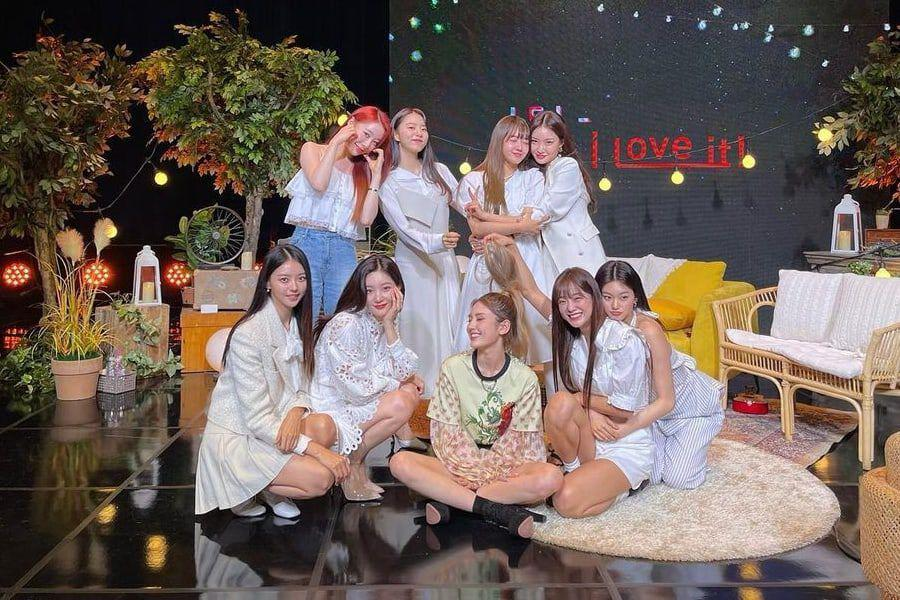 I.O.I Celebrates Their 5th Debut Anniversary In Live Broadcast Reunion