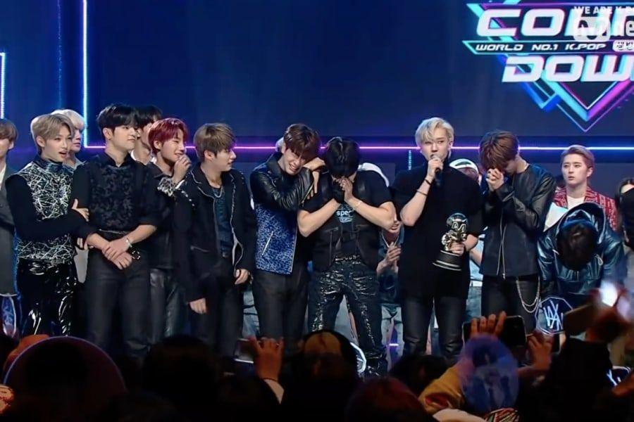 """Stray Kids se lleva su primera y emocionante victoria en un programa musical en """"M Countdown"""" con """"Miroh""""; Actuaciones de IZ*ONE y más"""