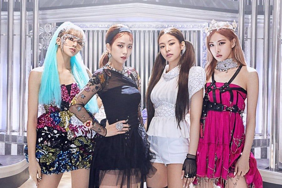 "BLACKPINK's ""Kill This Love"" Becomes Fastest K-Pop Group MV To Hit 550 Million Views"