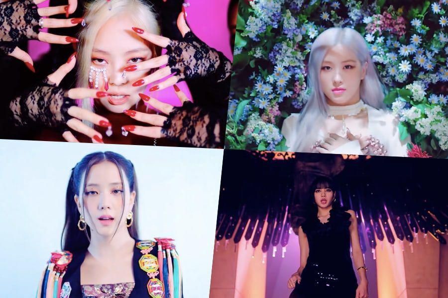 """BLACKPINK's """"How You Like That"""" Becomes Fastest K-Pop Group MV To Hit 650 Million Views"""