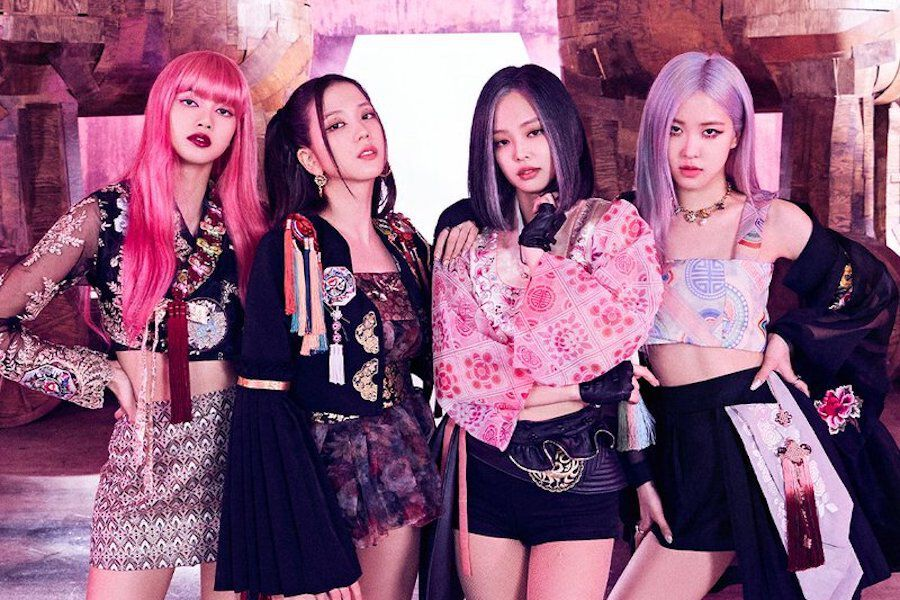 "BLACKPINK's ""How You Like That"" Becomes 1st Korean Girl Group Single To Go Gold In Canada"