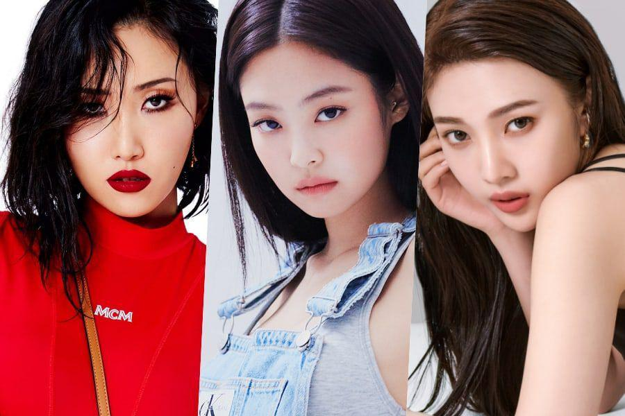 April Girl Group Member Brand Reputation Rankings Announced