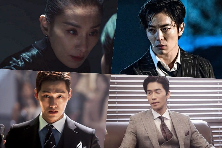 Actors Who Made Our Blood Run Cold With Their Villainous