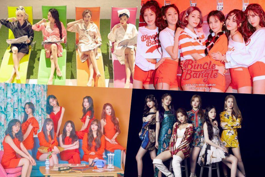 "MAMAMOO, AOA, Lovelyz, And More Reported To Join Girl Group Competition Show ""Queendom"""