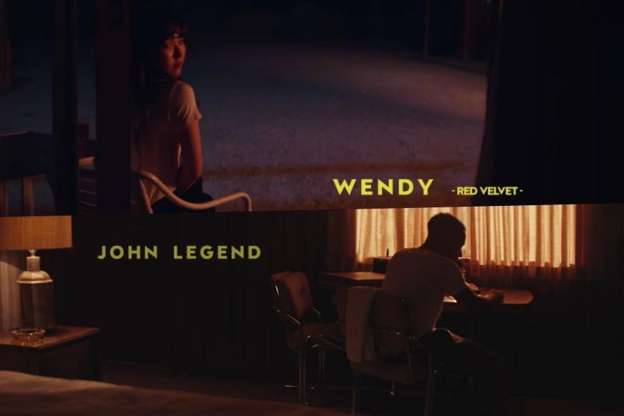 Znalezione obrazy dla zapytania john legend wendy station mv