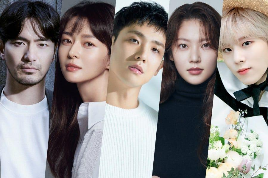 Lee Jin Wook, Kwon Nara, Lee Joon, Gong Seung Yeon, And Kim Woo Seok Confirmed For New Fantasy Drama