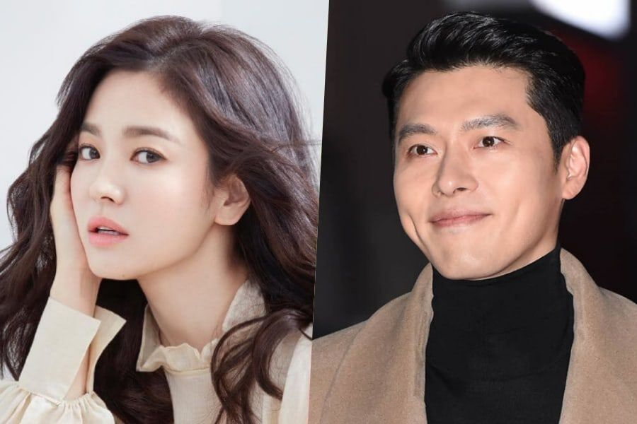 Song Hye Kyo And Hyun Bin's Agencies Deny Dating Rumors