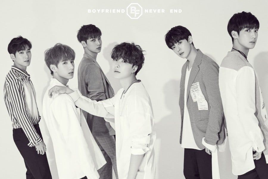 Starship Entertainment anuncia la disolución de Boyfriend