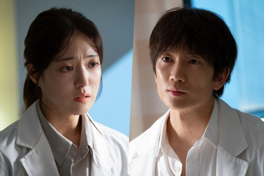 "Ji Sung And Lee Se Young Face Unexpected Crisis In ""Doctor"