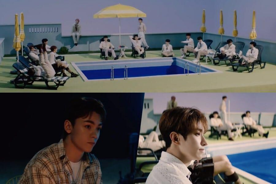 "[Actualizado] SEVENTEEN da un adelanto para su regreso a través de ""Trailer: A Scene of the Journey 'H'"""