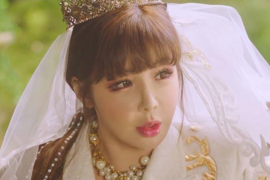 Park Bom habla emocionalmente con lágrimas y sonrisas sobre su regreso en solitario y 2NE1