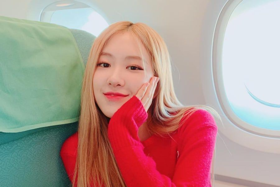 Listen Blackpink S Rose Shares Gorgeous Cover Of Halsey S Eyes