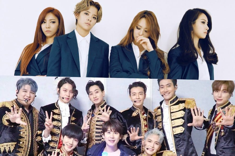 SMTOWN Live 2019 In Tokyo Confirms Some Members Of f(x), Super Junior, EXO, And Girls' Generation Unable To Take Part