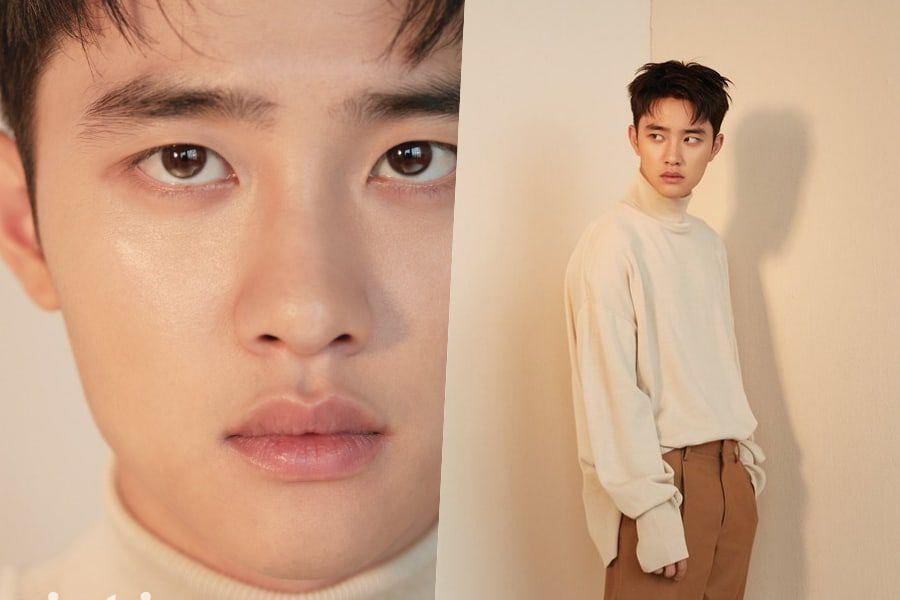EXO's D.O. Talks About His New Drama And How His Acting Projects Are  Changing | Soompi