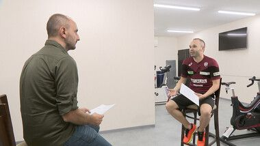 Iniesta TV: Interviews Episode 5: Motivational Words #2 Words to Live By