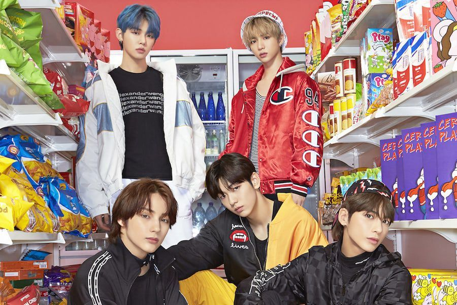 "TXT Goes Gold In Japan With Debut Single ""Magic Hour"""