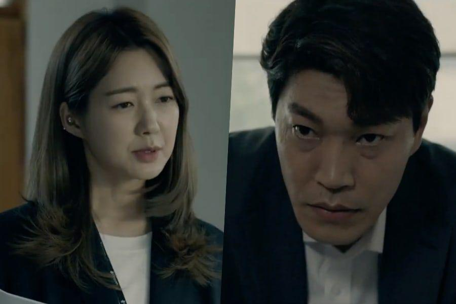 "Watch: Lee Yo Won And Choi Gwi Hwa Gear Up To Fight For Justice In ""The Running Mates: Human Rights"" Preview"