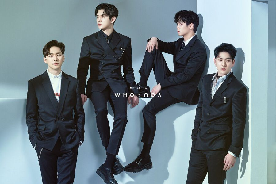 NU'EST W Confirmed To Join 2018 Asia Artist Awards Lineup