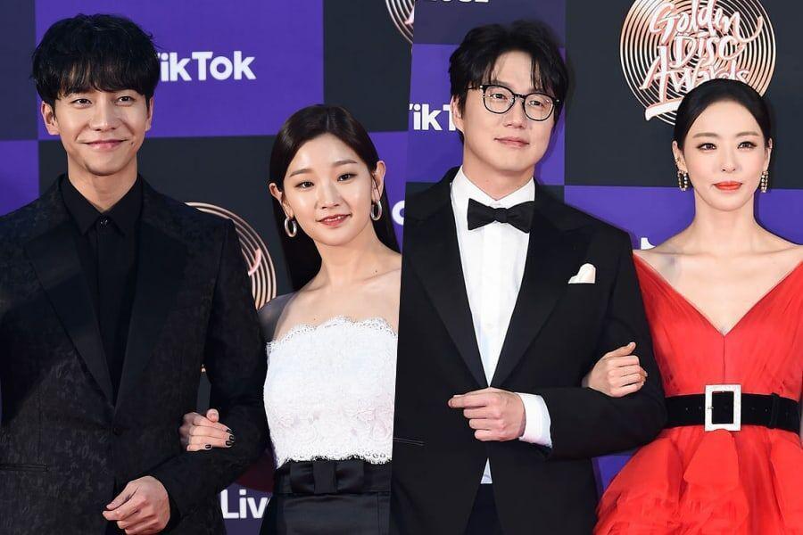 """Lee Seung Gi, Park So Dam, Sung Si Kyung y Lee Da Hee regresarán como MCs para los """"35th Golden Disc Awards"""""""