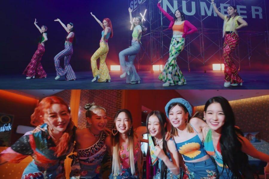 """Tonton: SECRET NUMBER Memiliki """"Fire Saturday"""" Dalam MV Warna-warni Untuk Comeback Dengan 2 Anggota Baru"""