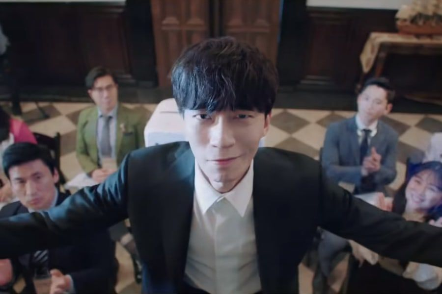 "Watch: Shin Sung Rok Indulges In A Grand Fantasy In Teaser For New Drama ""Perfume"""