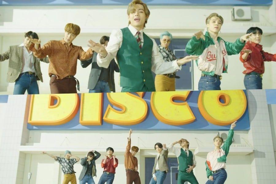 "Watch: BTS Is Ready For A ""Dynamite"" Disco Return In MV Teaser"