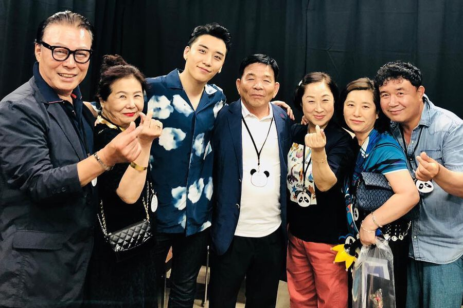 Parents Of BIGBANG Show Their Support For Seungri At Recent Solo Concert