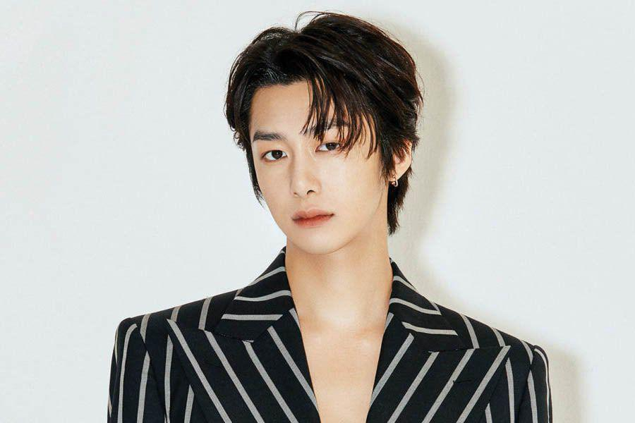 Monsta X S Hyungwon Reveals What He Talks About With Each Member Life Goals And More Soompi