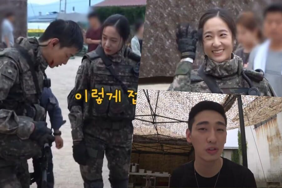 """""""Search"""": Jang Dong Yoon, Krystal and Yoon Park are in a """"good mood"""" despite the difficulties"""