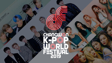 Festival Mundial K-POP en Changwon, 2019