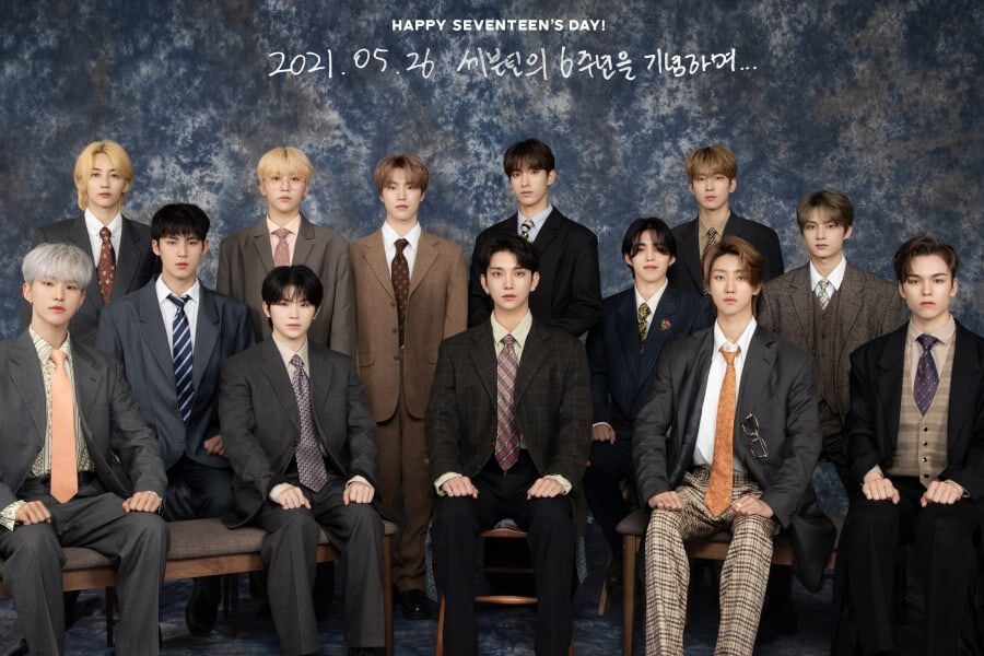 SEVENTEEN Commemorates 6th Debut Anniversary With A Meaningful Donation