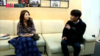 Suzy Meets Jung Seung Hwan: K-Pop Star Season 4