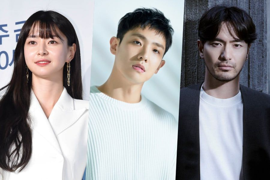 Kwon Nara Joins Lee Joon And Lee Jin Wook In Talks For tvN's Upcoming Fantasy Drama