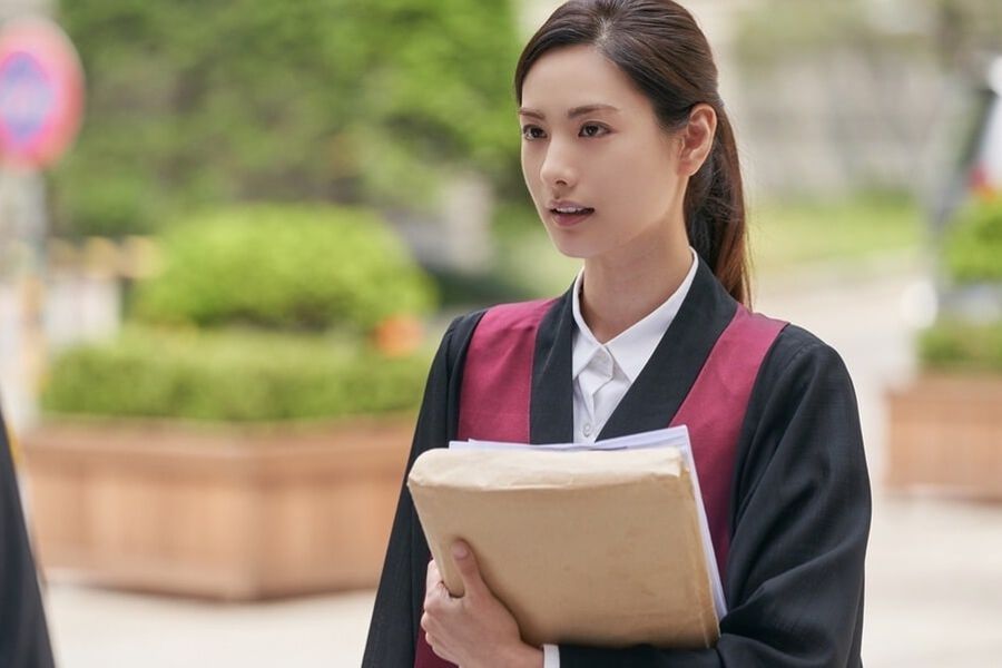 "Nana Opens Up About What Drew Her To Her Character In ""Justice"" Ahead Of Drama's Premiere"