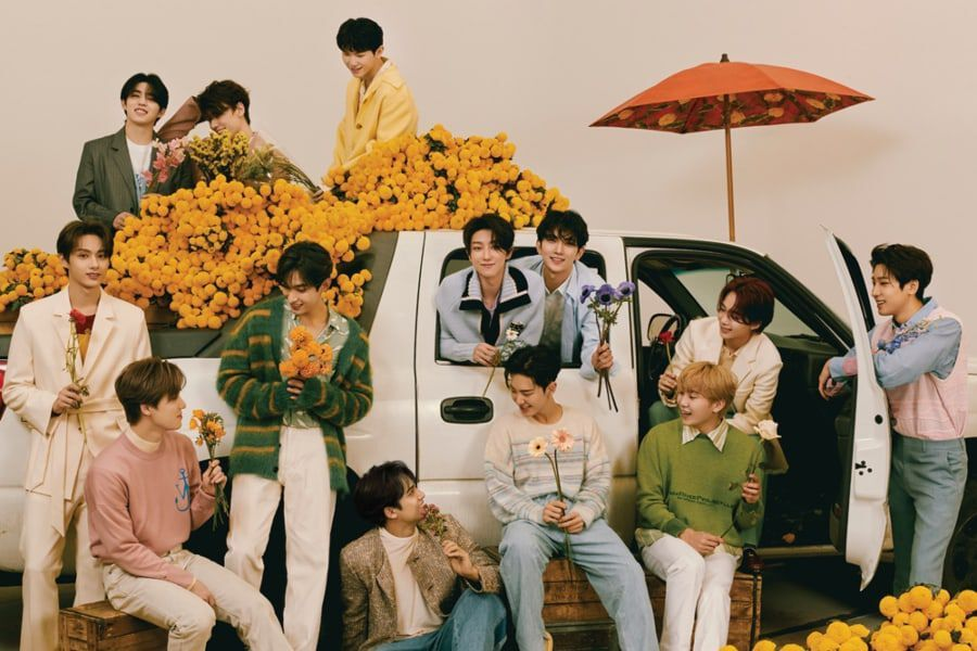 """SEVENTEEN To Perform On """"Jimmy Kimmel Live!"""" For First Time"""
