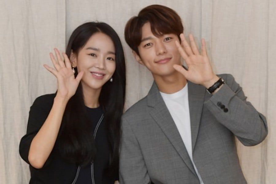 "INFINITE's L And Shin Hye Sun Talk About Their Onscreen Chemistry + Competing With ""One Spring Night"""