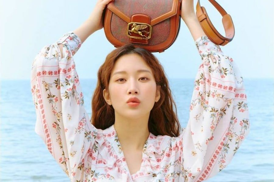Moon Ga Young Talks About Learning To Accept Herself + Goals As An Actress