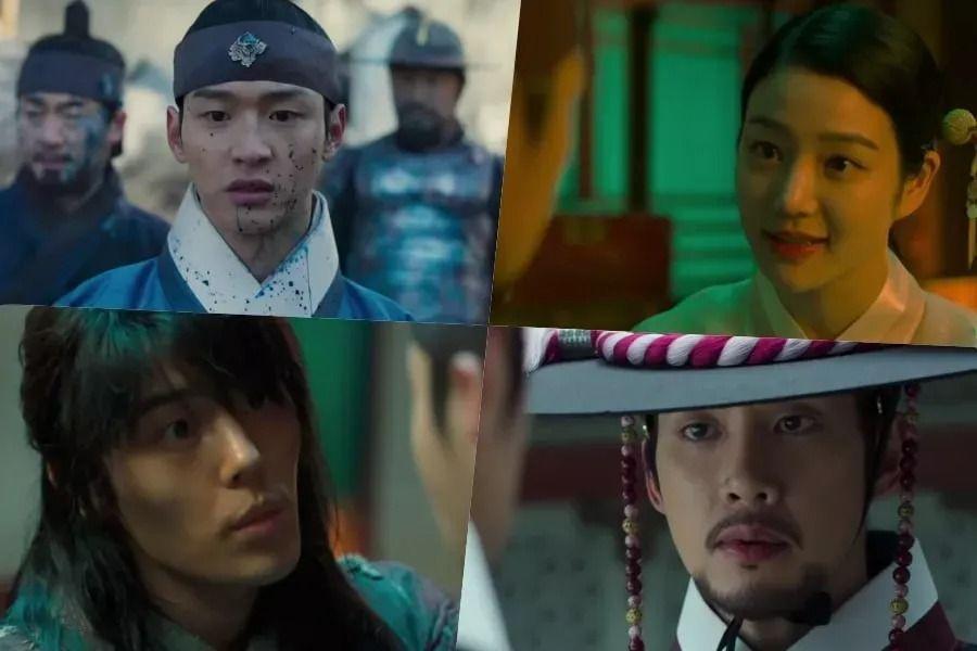 """""""Joseon Exorcist"""" revela teaser + anuncia clasificación 19+ para los dos primeros episodios"""
