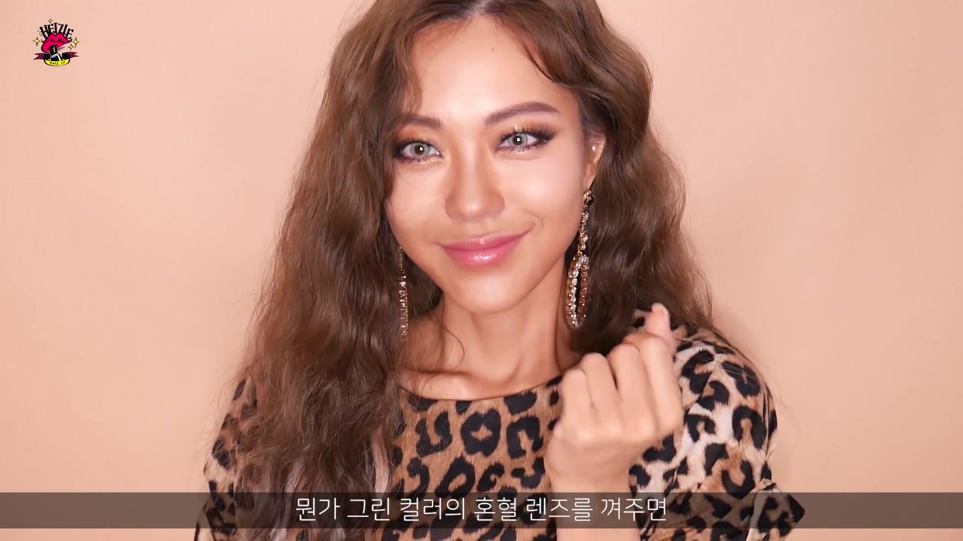 DIA TV Original: Heizle Episode 94: Sexy Bronze Makeup