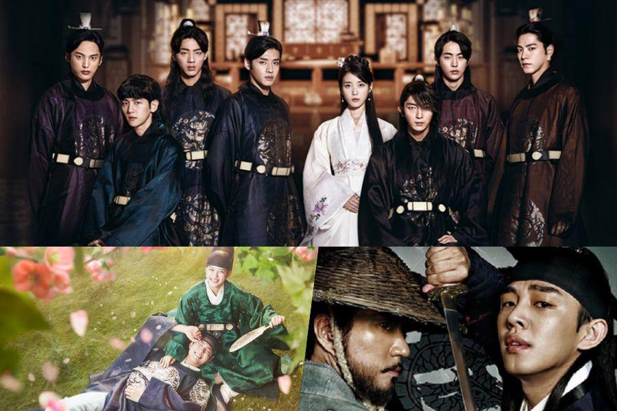 The Best Historical K Dramas To Watch From Each Time Period Soompi