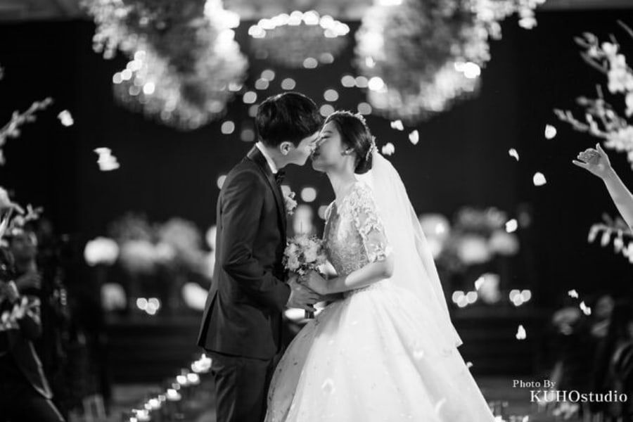 Photos Released From Park Yoo Ra's Wedding Including Brother EXO's Chanyeol