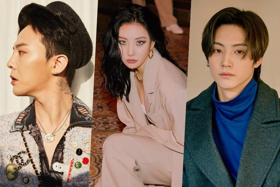 11 Trends From K-Pop Stars To Spice Up Your Wardrobe This Change Of Season