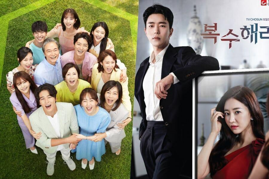 "Los índices de audiencia de ""Homemade Love Story"" superan el 30 por ciento para un nuevo récord histórico; ""The Goddess Of Revenge"" eleva sus números para el 2do episodio"