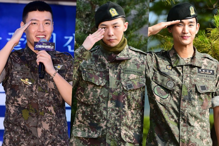 Stars Who Made It Big Immediately After Their Return From The Military This Year