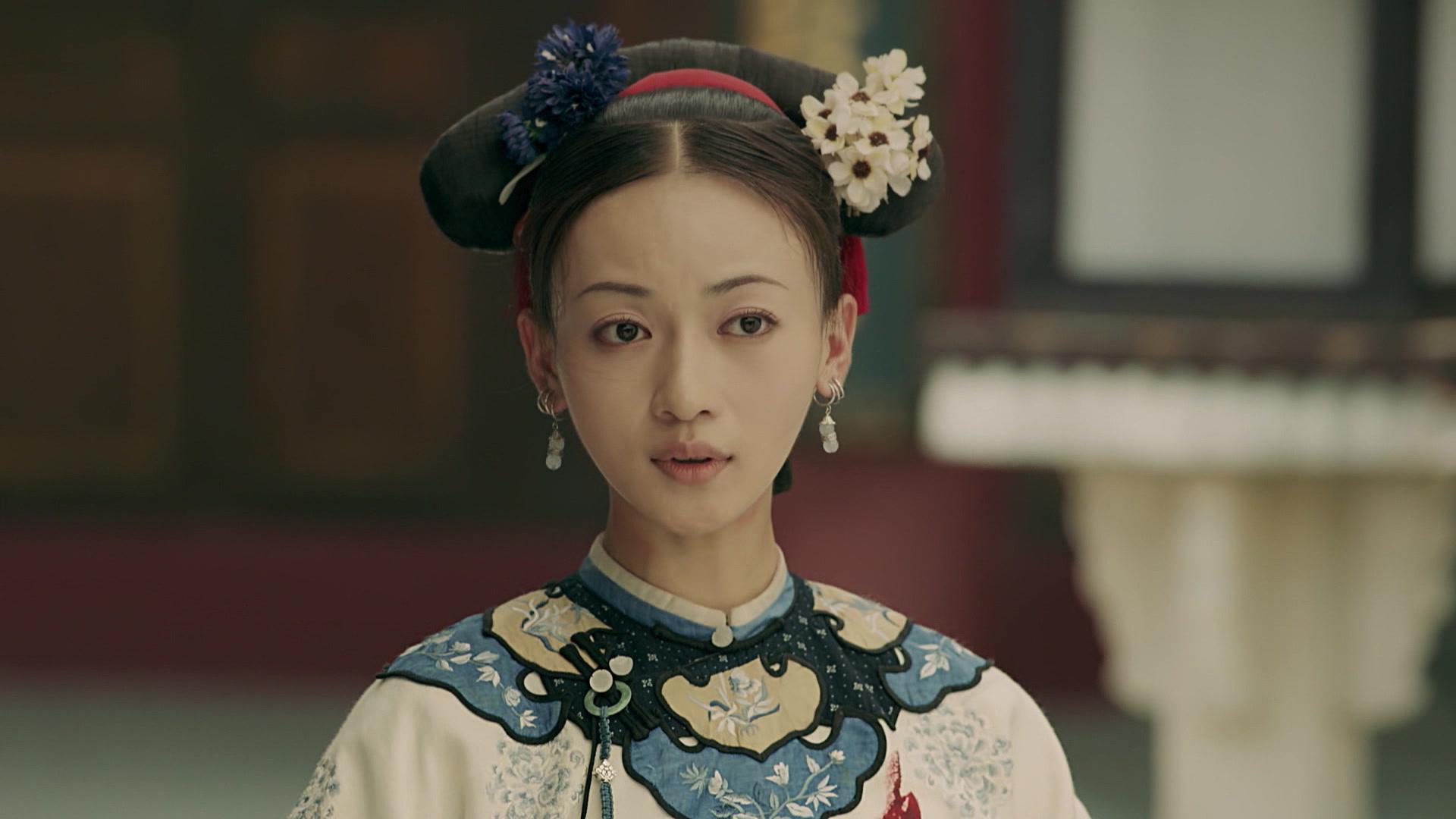 Story of Yanxi Palace Episode 9