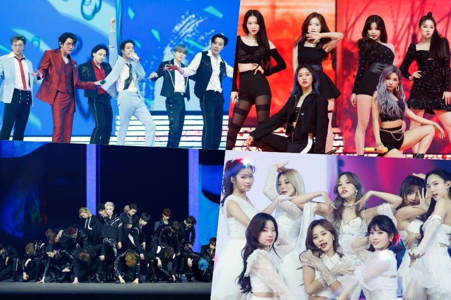 Watch: Performances From 2020 Mnet Asian Music Awards