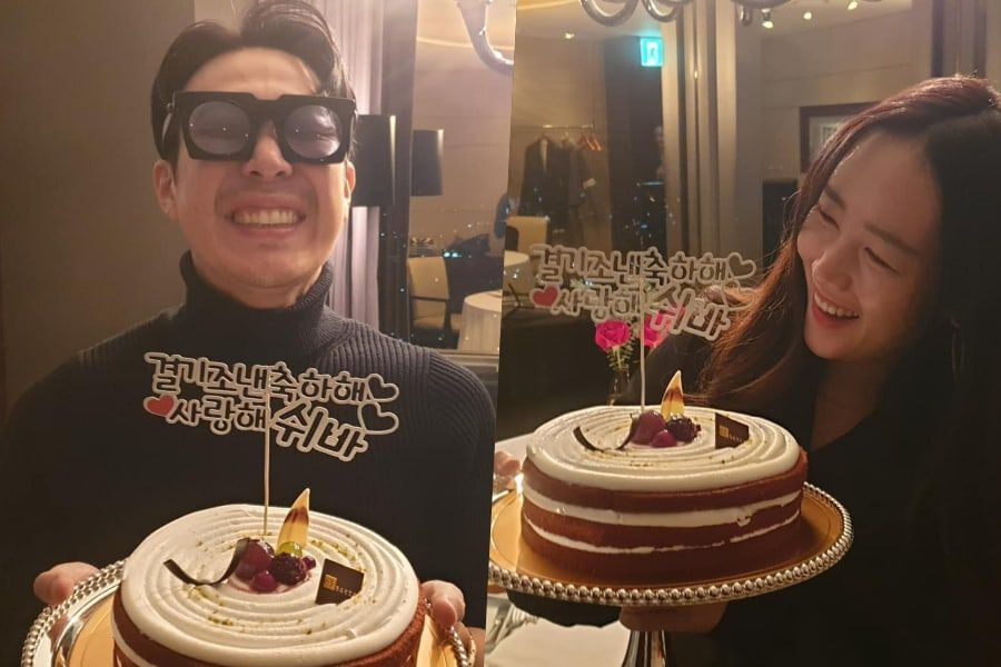 HaHa And Byul Celebrate 7th Wedding Anniversary In A Way That's So Them