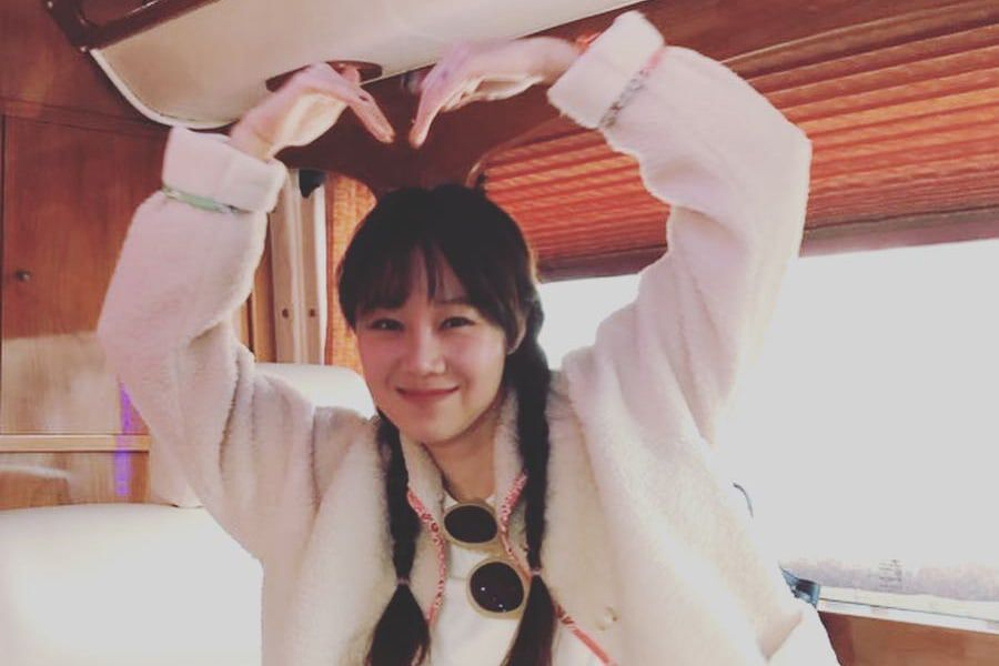 Gong Hyo Jin Celebrates Lunar New Year With Celebrity Friends Son Ye Jin, Lee Min Jung, And More