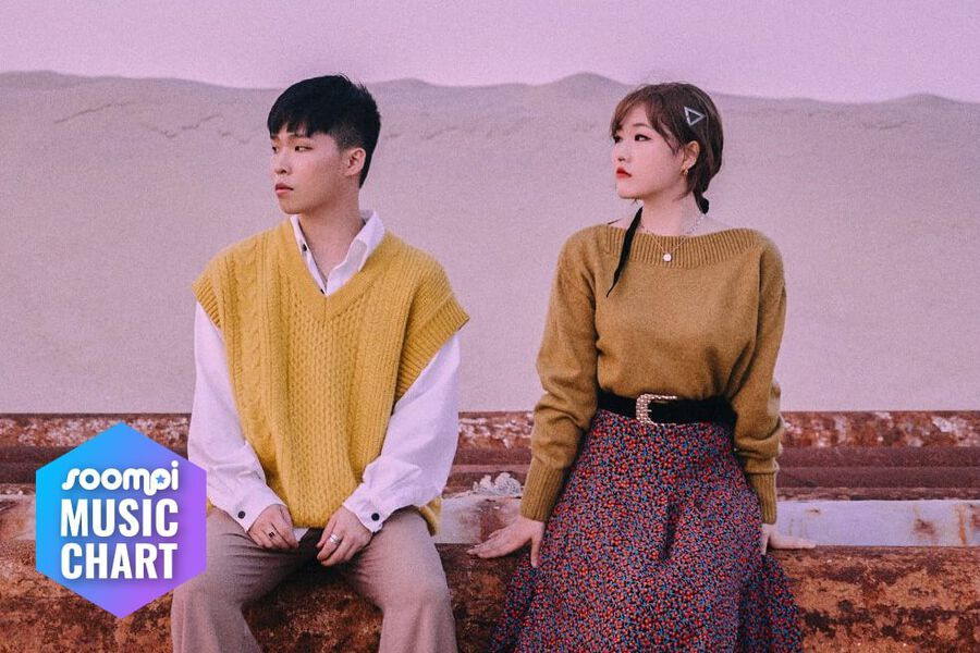 "AKMU's ""How Can I Love The Heartbreak, You're The One I Love"" Takes No. 1; Soompi's K-Pop Music Chart 2019, October Week 3"